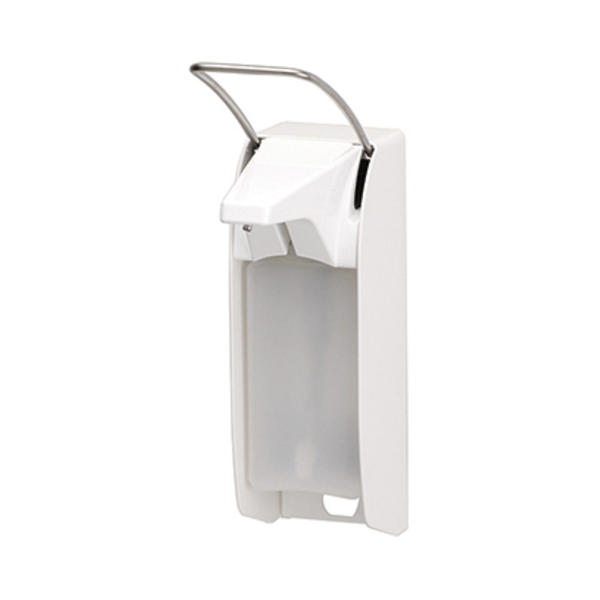 Manual wall dispenser White